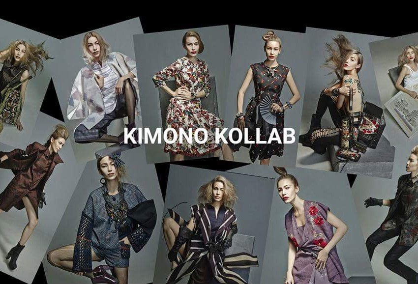 KIMONO KOLLAB Sponsorship Wanted for NZ Fashion Week