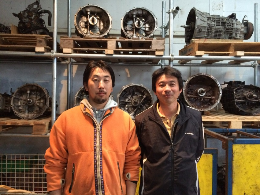 Takayuki SATO – Taka Truck Gearbox