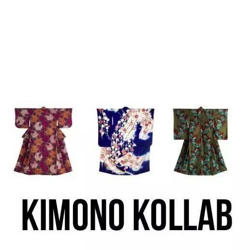 Noriko Collins, Producer of Kimono Kollab