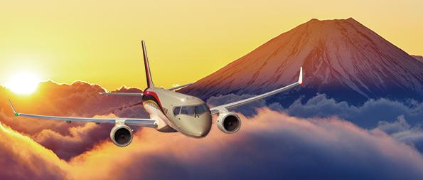 Mitsubishi MRJ (Regional Jet Airliner)