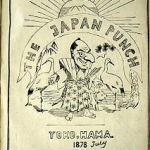 Meiji cartoon