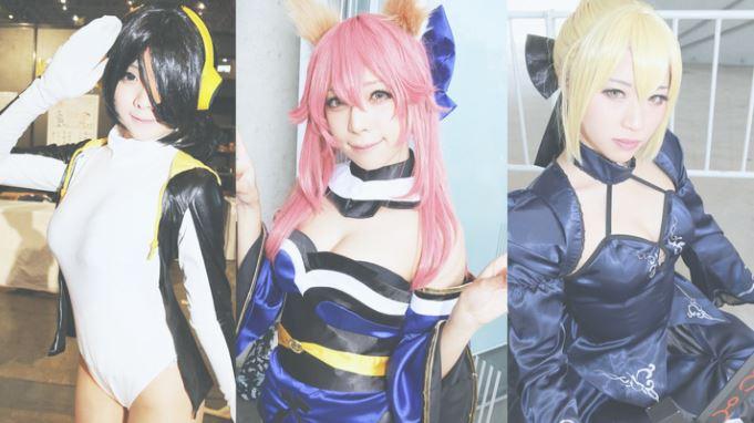 Niconico cosplayers