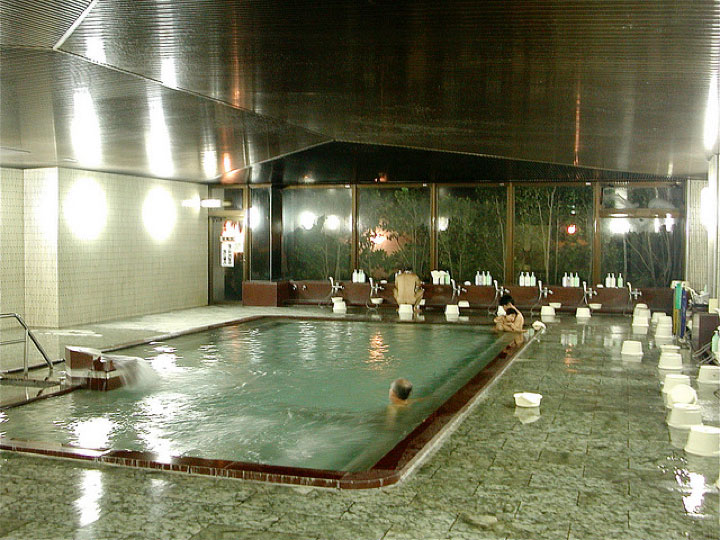 Japanese Public Bathhouses