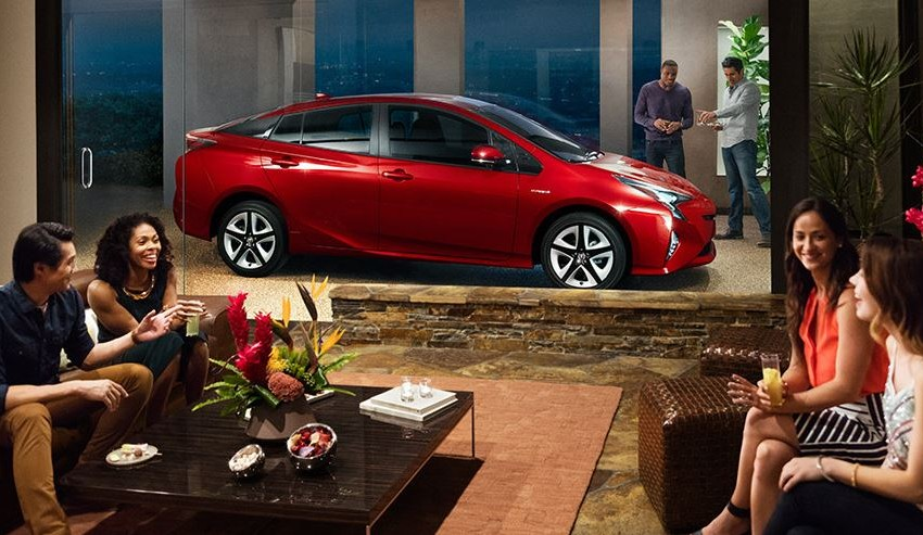 New Year, New PRIUS?