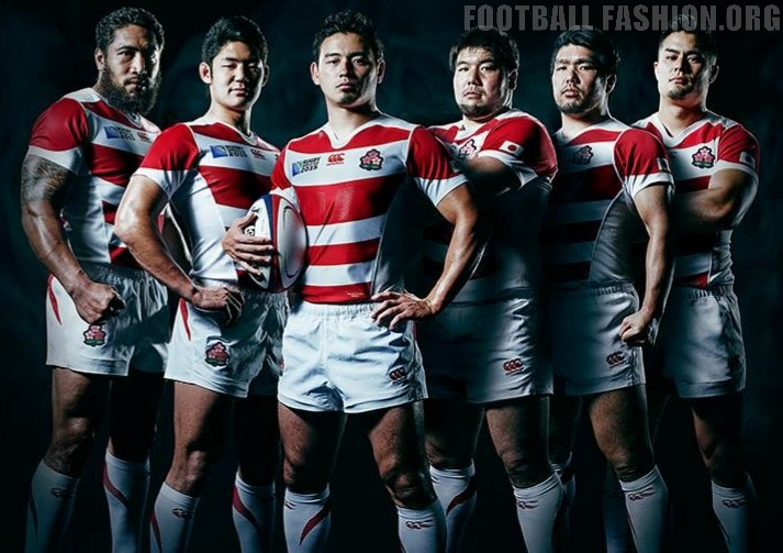 Japan RWC 2019 Groups Drawn