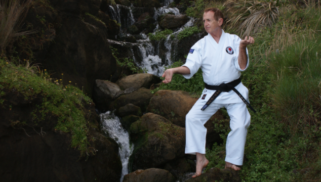 Ray Irving – Shotokan Karate