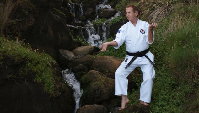 Ray Irving – Shotokan Karate