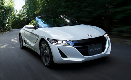 Honda S660 New Concept Car