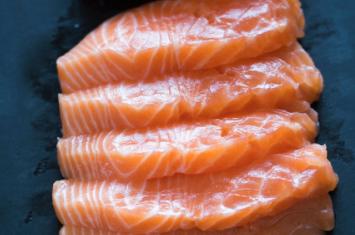 Sashimi-grade Fish