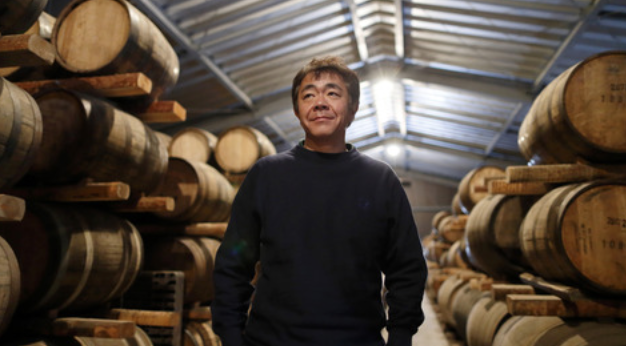 Japan's farmers driven to drink