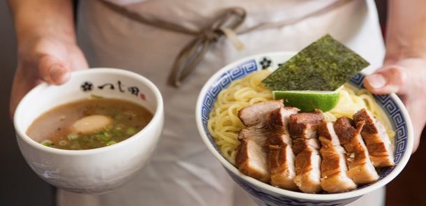 Japan: Hope you like ramen, too