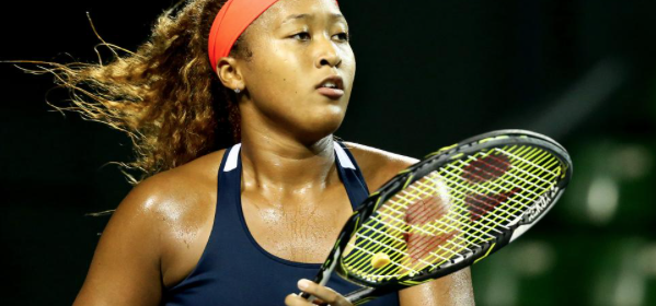 Tennis: Rising star Naomi Osaka earns idol's praise