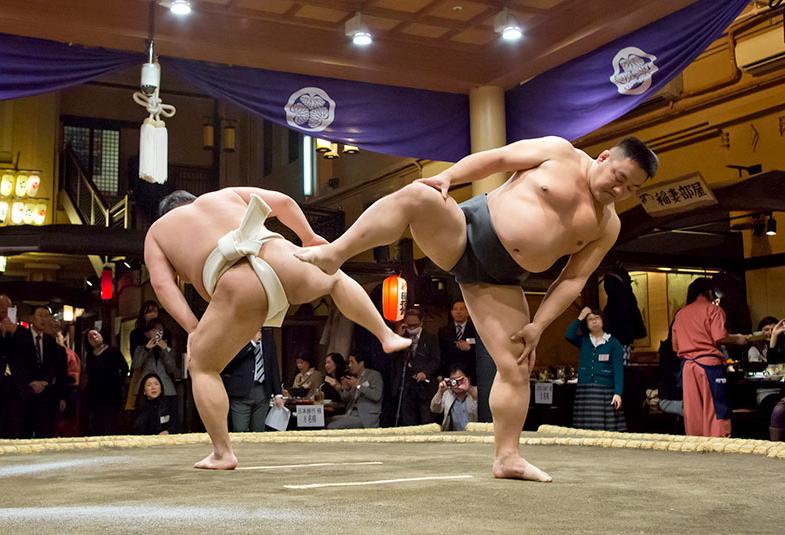 Sumo (Japanese Wrestling)