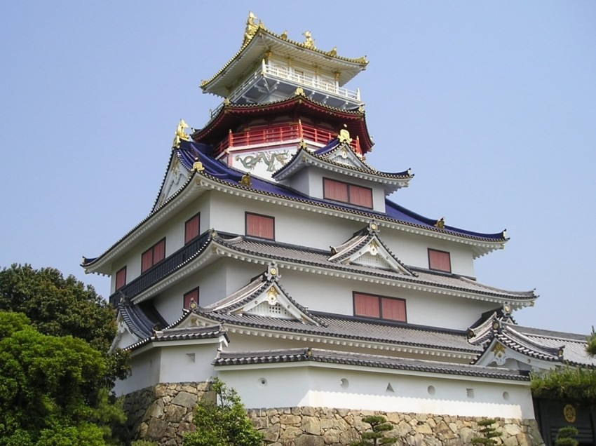 How much is Lord Nobunaga's Life in Azuchi Castle?