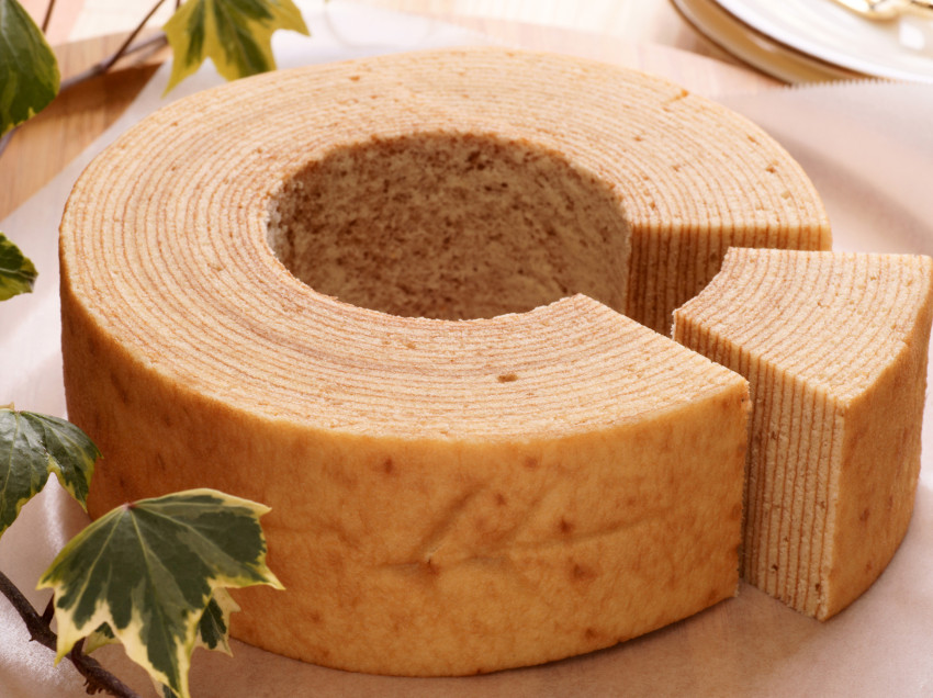 Baumkuchen: Japan's favourite (German) cake