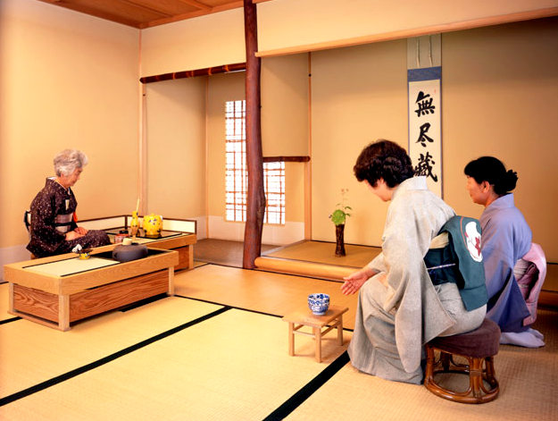 The Tea Ceremony (part 2)