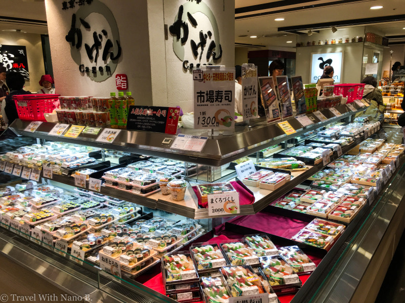 Depachika: Japan's Hidden Food Wonderlands