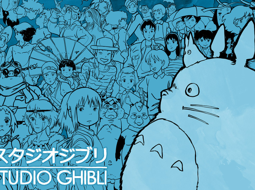 Ghibli Park to Open in 2020!!!