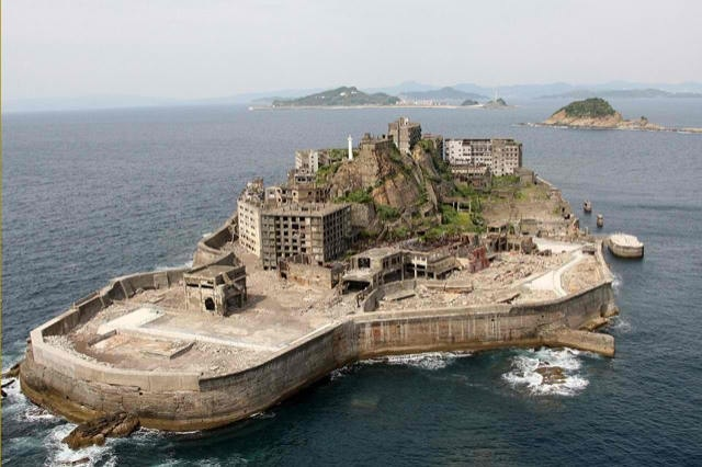 Hashima Island: The Forgotten World