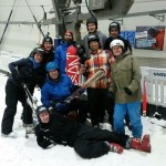 Ryuto & Friends in Snowplanet