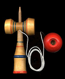 Kendama – The Cup n Ball Game