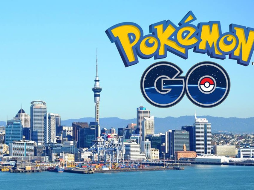 Pokemon GO! New Zealand needs you!