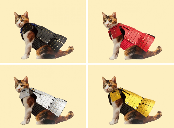 Turn Your Pet into a Samurai!!!