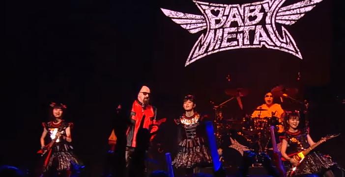 So cool Babymetal