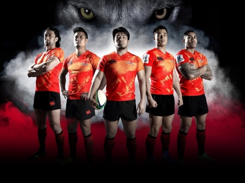 SUNWOLVES – Japans new Super Rugby team for 2016
