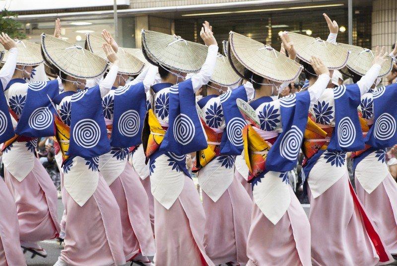Japanese fantastic event