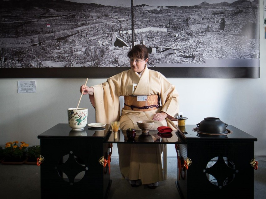 Eleanor Goldsmith – Tea Ceremony Teacher