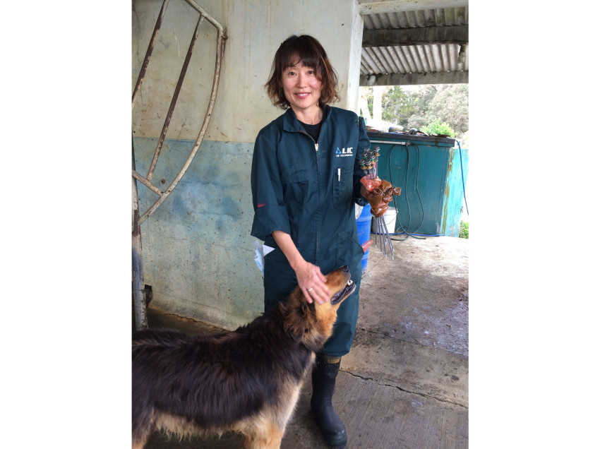 Hitomi MAITLAND – AB Technician