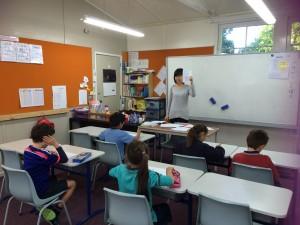中森かおりさん授業