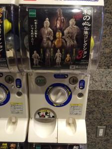 仏像の自販機