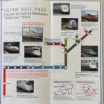 Rail Pass lines