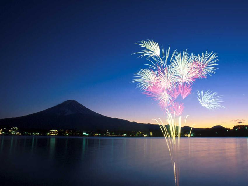 Japanese fireworks (HANABI)
