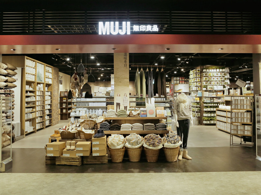 MUJI and NITORI – Japanese Interior brands