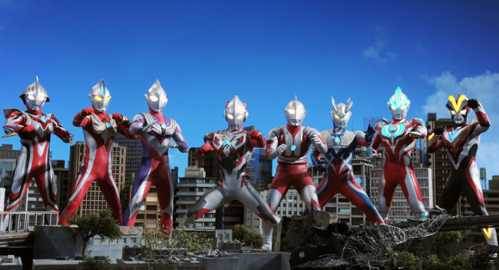 MY HEROES / 'Ultraman X the Movie' celebrates Ultra-Heroes