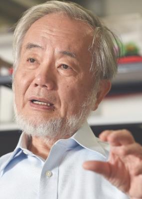 Japan's Yoshinori Ohsumi wins Nobel Prize in medicine
