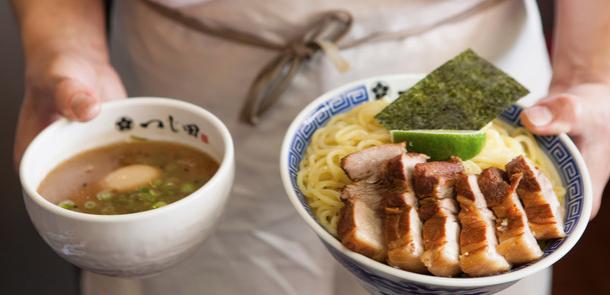 Japan: Hope you like ramen, too