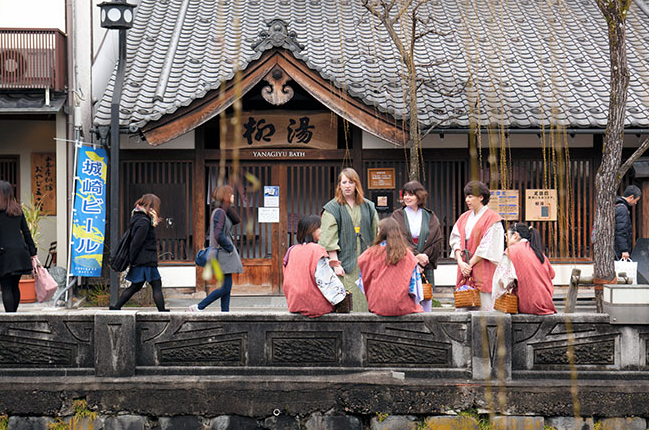 Kinosaki Onsen ranked No. 1 hot springs for foreign tourists