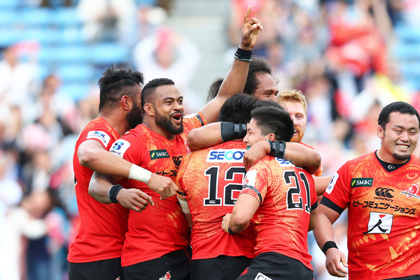 Sunwolves Bounce Back to Earn First Super Rugby Win