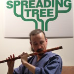The spreading tree flute