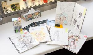 akiba sketch