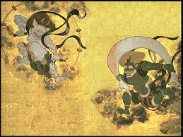 Raijin and Fujin: Japan's Weather Gods