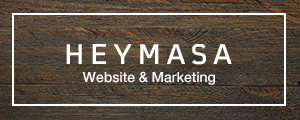 HeyMasa Web Design