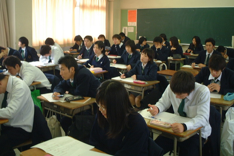 Japanese compulsory education