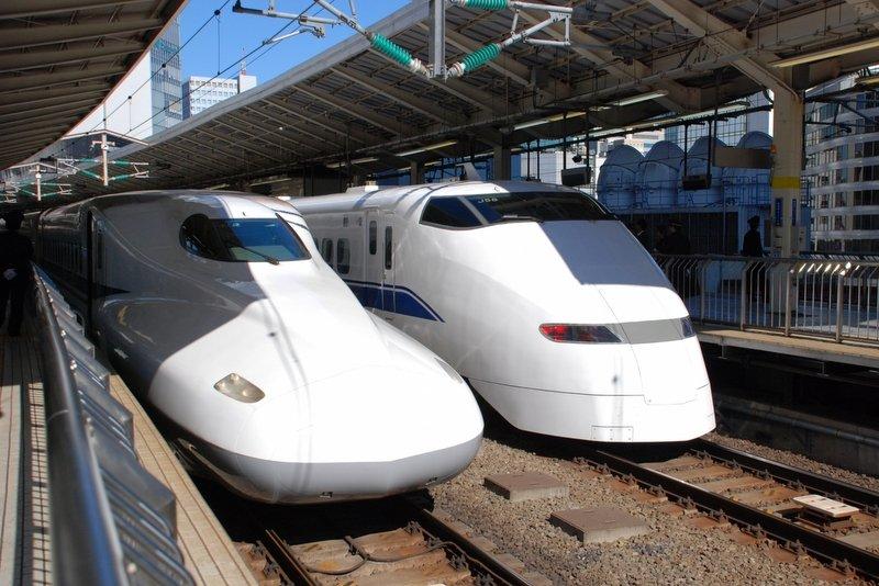 SHINKANSEN (Super Express)