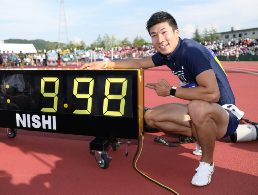 Japan Finally Breaks 10 Seconds in 100m