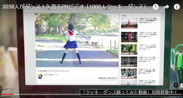 Japanese City PR video